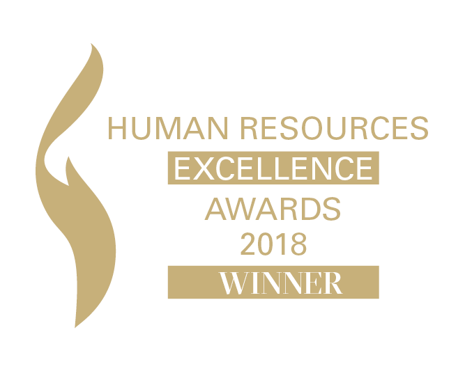 Theresa Hause, Gewinnerin des Human Resources Excellence Awards 2018